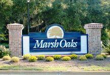 Places: Marsh Oaks Neighborhood - Wilmington, NC 28411 / All things Marsh Oaks - #wilmington #ilm #marshoaks #YOURrealtor #aimeefreeman #kw #kellerwilliams - www.SellingWilmingtonHomes.com