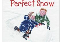 Children's Books- Winter themed / Our top picks for winter themed children's books. Happy reading.