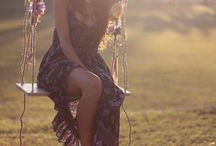 """Model Photography """"Gipsy Country"""""""