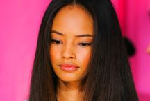 Straight & Sleek / Clean cut and sleek, these Brazilian hair and Peruvian hair styles are for those who love edginess.