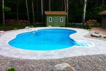 Swimming Pools / Swimming Pools installed by Dynasty Pools Limited