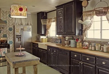 My Current Kitchen Remodel / Colors, tones, inspirations, swatches, elements / by Kelly Rojas