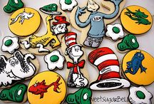 Character - Cookies / Character decorated cookies