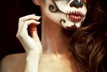 Face Art and costumes