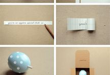 Craft Ideas / by Clara Ortega