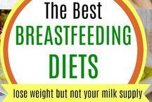 Breastfeeding foods
