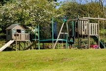 Baby/Toddler Friendly Retreats  / Great luxury cottages where the kids and adults get the five star treatment.