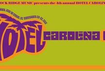 Hotel Carolina / by Rock Ridge Music