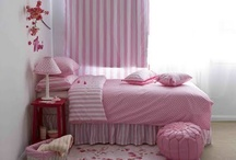 girl's room makeover board! / by Robin Koelling