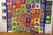 Kandinsky / Art project
