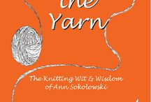 Knitting Cartoons / Follow the Yarn - #1 Bestseller on Amazon Kindle! What started out as a Funny cartoons featuring knitting, crochet, yarn, etc.