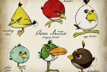 los angry bird lucas