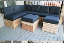 Outdoor Deck Furniture