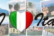 I Love Italy! / Bacheca dedicata al nostro Bel Paese! Contribuiamo tutti insieme a promuoverlo! / by Bedzzle Web