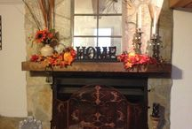 Fireplace Ideas / by Tina Zhang