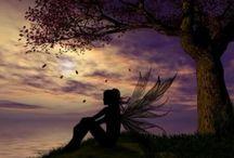 Fairies,  Angels,  demons