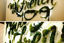 Moss Graffiti Art