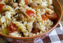 Pasta e legumi / Legumi: fagioli, ceci, lenticchie, piselli, fave.