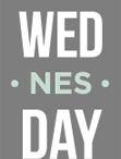W...Wednesday!