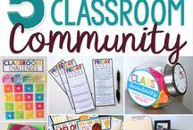 Classroom Community Ideas