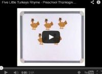Free Thanksgiving Theme / Thanksgiving activities for preschool children