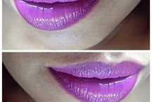 Pretty Pout / A collection of gorgeous lipcolors