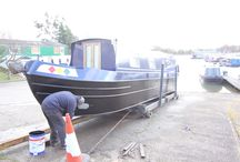 Narrowboat Maintenance / Pictures about maintenace of narrowboats