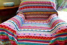 Crochet, Afghan & Blanket Pattern Ideas