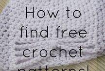 crochet utensils