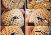 Amigurumi eyes