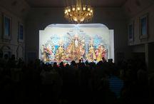 Krishti's Durga Pooja, Kandivali / We are proud to partner for  'Krishti's Durga Pooja held from18th Oct to 23rd Oct at Kandivali. The amazing festival of Goddess Durga was celebrated in traditional Bengali culture!