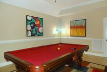 Bonus rooms, Game rooms, Play rooms galore! / For those rainy days when you want a great indoor space for the family!