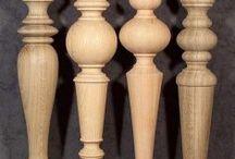 picioare lemn