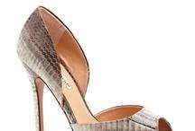 Shoes, Shoes, Shoes & More Shoes / by Connie Vaughn