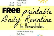 Homeschool and Activities for Kids