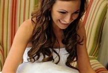 Wedding hair ideas / by Lisa Sisson