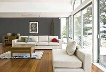 Living/Dining Room / Decor ideas.