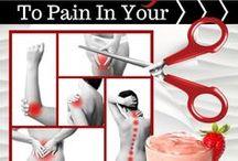 pain in body