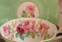 Tea cups / by Stacy Nutting