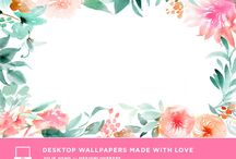 MacBook Wallpapers / by Tasie Cooper