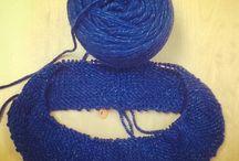 Progressive needles KAL / Michelle Hunter Knit-A-Long