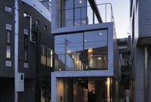 narrow houses
