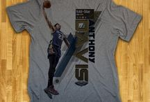 New Orleans Pelicans / Officially licensed NBA player graphic apparel for all of the New Orleans Pelicans top players.