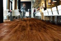 Luxury Vinyl Flooring Ideas / Luxury Vinyl Tile Flooring is quickly emerging in today's flooring industry as one of the most popular floor coverings.  It gives you a realistic feel of Hardwoods and Tile. The low maintenance and durability is sure to win you over !