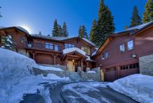 Tahoe Slopeside Vacation Rentals / When loading up the car and the family seems like too much, just stay on the hill!