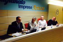 Aperitivo in Confartigianato - 12/3/2015 / L'accesso ai nuovi bandi per le PMI