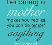 motherhood to me