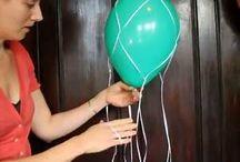 Balloon stuff
