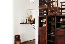 Home Office Interiors / Working at home doesn't mean you can't have beautifully designed spaces.