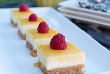 Foodie: Yummy Stuff ~ Just Desserts